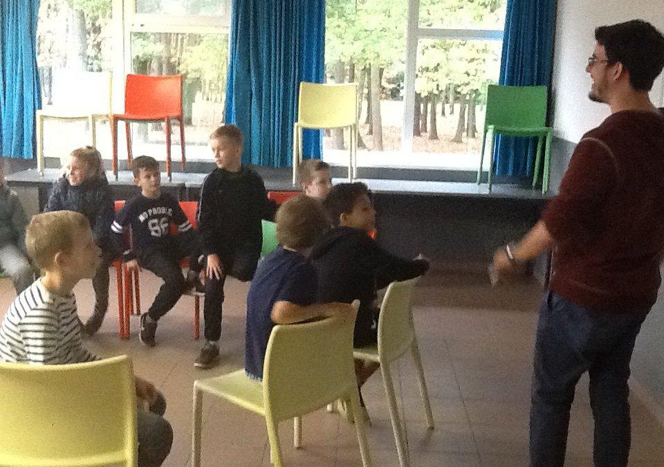 Workshop film (Muzeklassen)