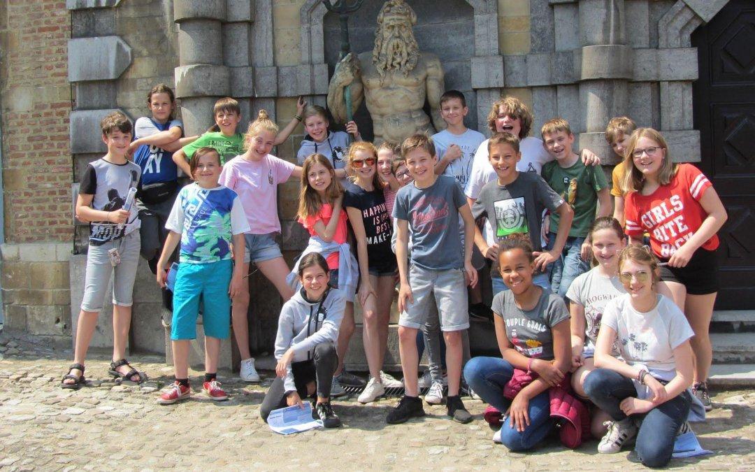 2-daagse naar Antwerpen (6de)
