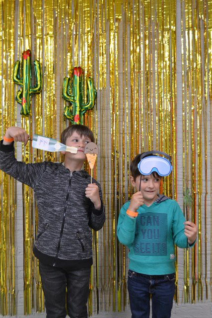 Photobooth schoolfeest deel 1